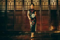 旗袍素材:《花样年华》套图
